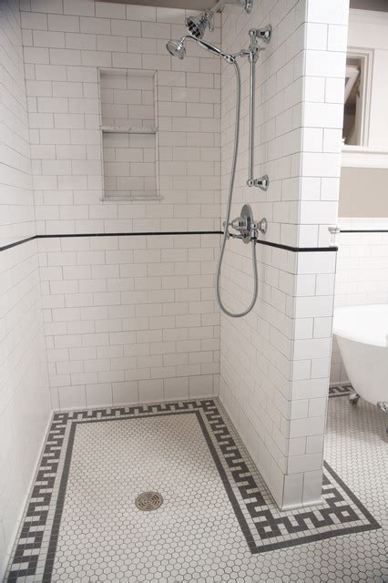 bathroom subway tile designs subway tile shower traditional bathroom minneapolis