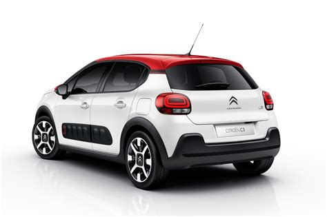 Citroen Auto by New 2017 Citroen C3 Revealed It S Cactus Take 2 By Car
