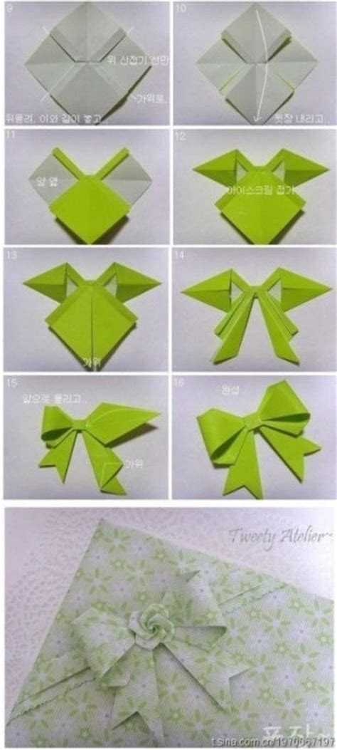 how to make a origami bow and arrow best 25 paper bows ideas on gift bows