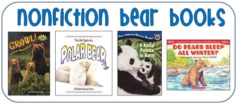 best nonfiction picture books grade garden more bears
