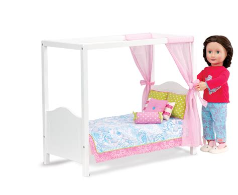 our generation bunk beds my sweet canopy bed our generation dolls 46 99 soba