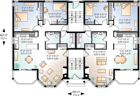 family floor plans world class views 21425dr cad available canadian metric pdf architectural designs