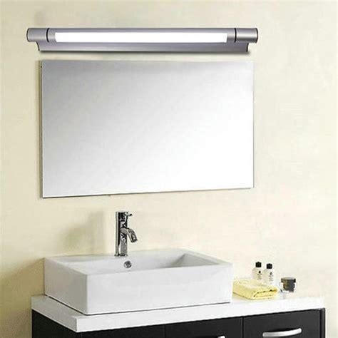 waterproof bathroom lights 12w aluminum waterproof mirror l home bathroom