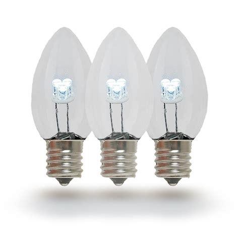 c7 white lights white led c7 glass bulbs novelty lights