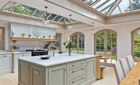 kitchens extensions designs best 25 orangery extension kitchen ideas on