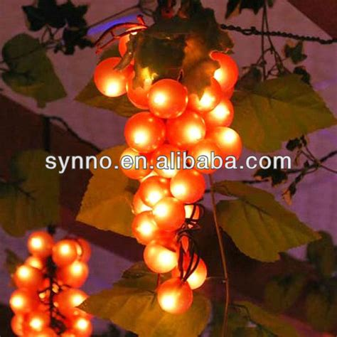 grape cluster string lights led grape cluster string lights