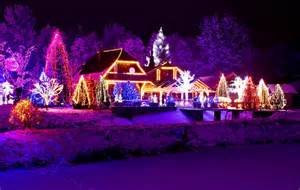 merry light display merry lights wallpapers pics pictures