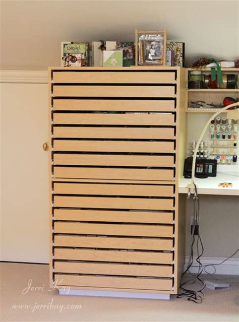 storage ideas for rubber sts 1000 images about craft room ideas on