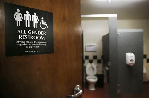 Gender Neutral Bathrooms In Schools by Transgender Students Discrimination Justice Department