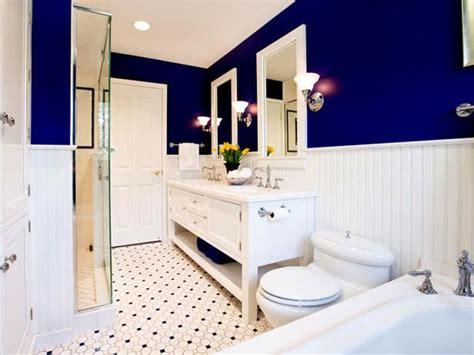 white and blue bathroom ideas 35 cobalt blue bathroom floor tiles ideas and pictures