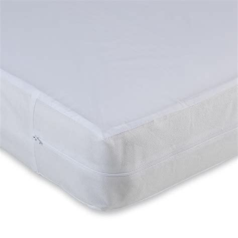 crib mattress cover with zipper summer infants zippered crib mattress protector