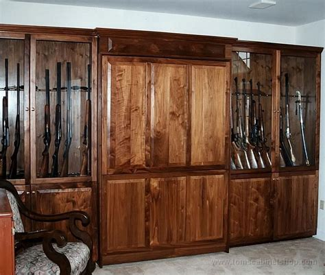 custom woodworking design custom wood gun cabinets pdf woodworking