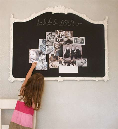 chalkboard paint magnetic get organized using magnet and chalk paint home