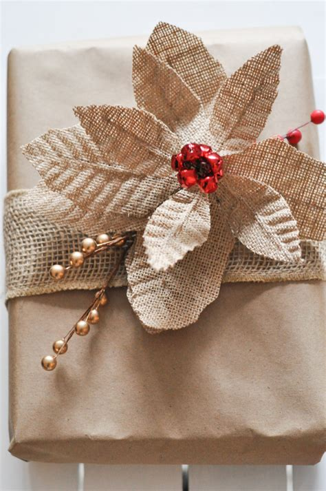 craft paper wrapping ideas gift wrapping ideas 6 ways to use kraft paper