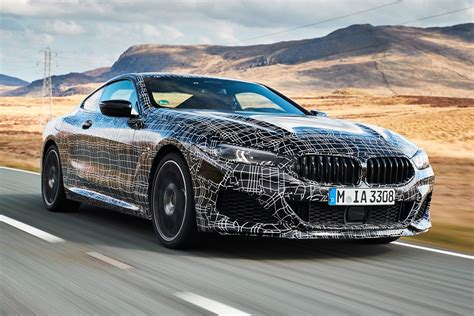 New Bmw 8 Series by New Bmw 8 Series Prototype Review Auto Express