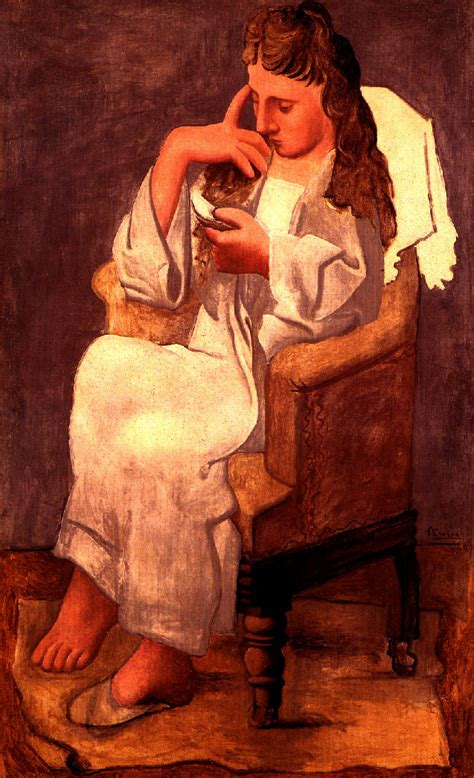 picasso paintings reading reading pablo picasso biblioklept
