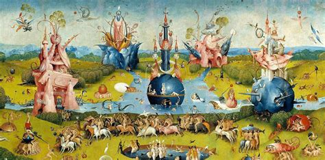 Der Garten Hieronymus Bosch by Hieronymus Bosch Garten Der L 252 Ste Heiliger Antonius Und Mehr