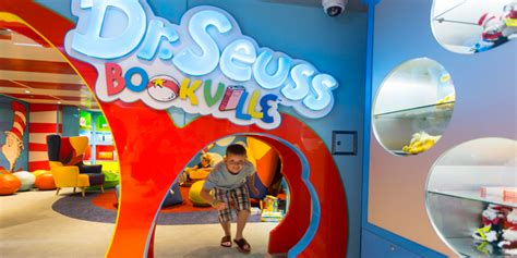 Kids Playrooms the coolest kids clubs at sea