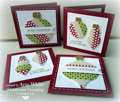 washi ornaments white house sting washi ornaments