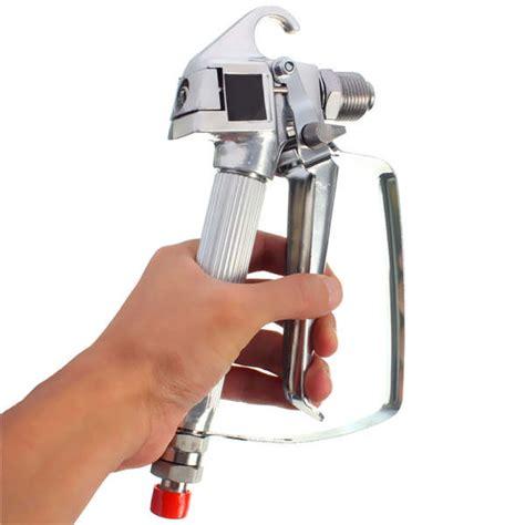 spray painting machine price best price airless paint spray gun high pressure no gas