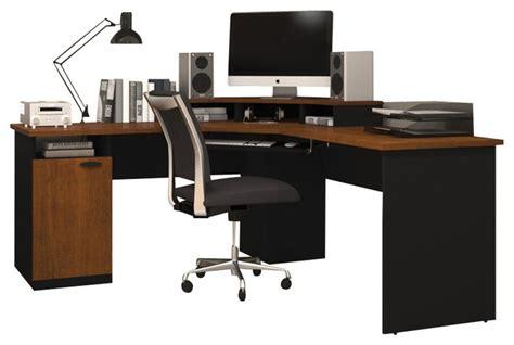 bestar hton corner desk hton corner desk 28 images brown corner desk parson