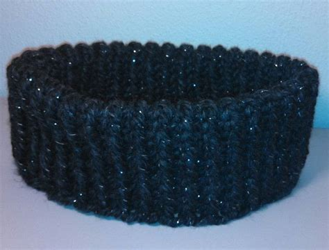 loom knit headband loom knit headbands 183 a knit or crochet headband