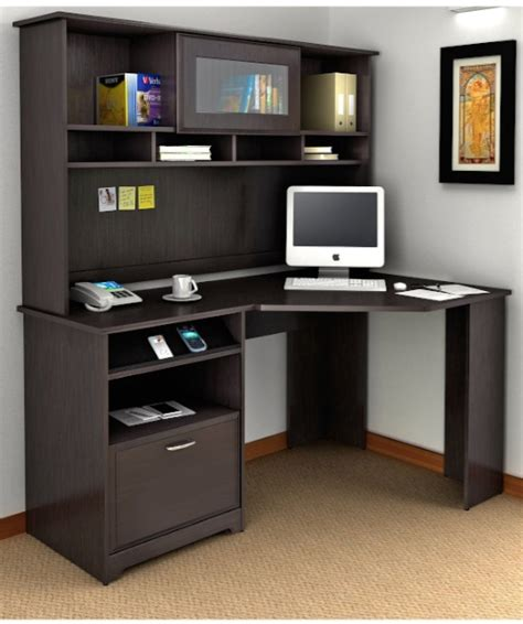 corner computer desk with storage best computer desks with hutch storage superhomeoffice