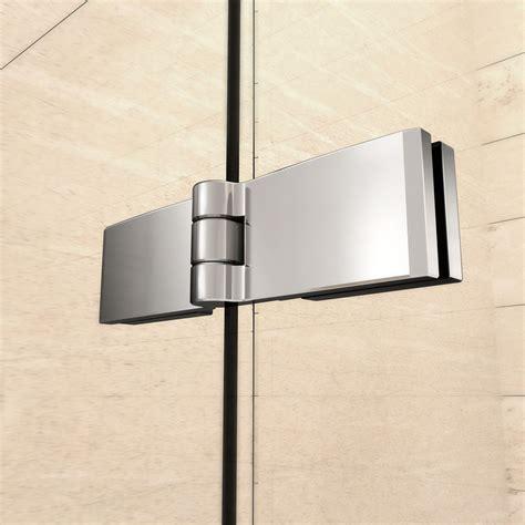 bifold glass shower door frameless pivot bifold shower enclosure door glass screen