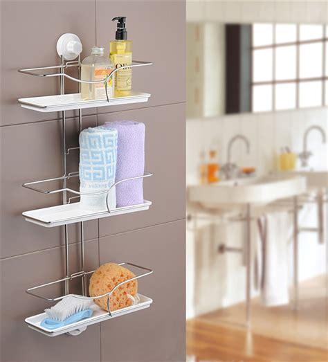 bathroom hanging storage 33 bathroom storage hacks and ideas that will enlarge your