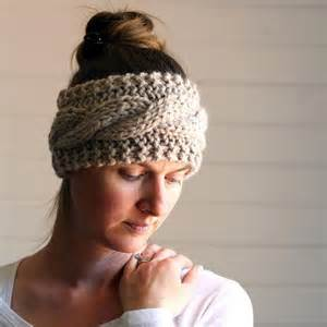 how to make a headband with a knitting loom knit gifts to make for all your friends this