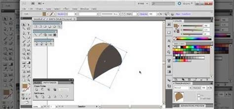 adobe illustrator how to make a leaf using vector graphics in adobe