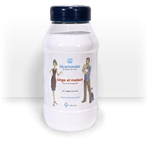 utilisations du bicarbonate de soude pour l entretien du linge et de la maison