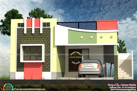 home building designs small tamilnadu style home design kerala home design and