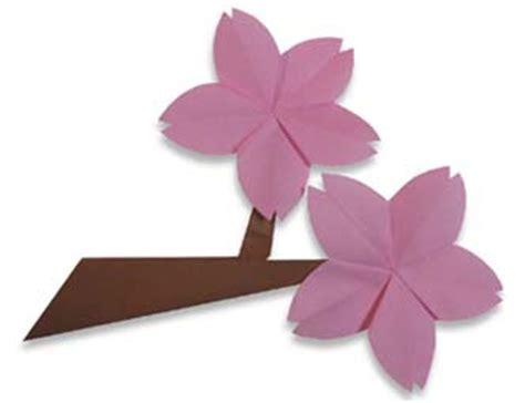 origami cherry blossom origami maniacs origami cherry blossom