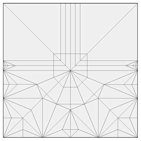 origami cp origami crease patterns