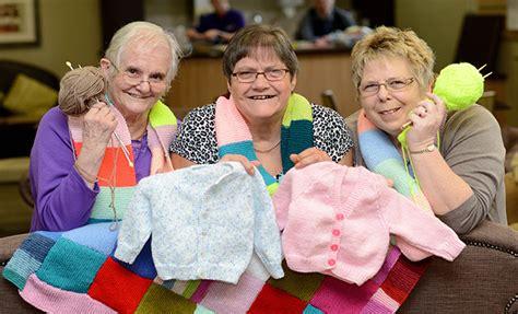 shreddies knitting nanas knitting nanas appeal for wool to make baby bonnets