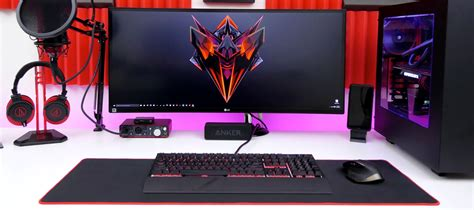 pc world computer desks 2017 best gaming desk guide computer desk guru