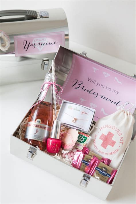 make your own will you be my bridesmaid cards bn living wedding diy bridesmaid boxes
