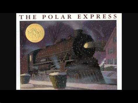 the polar express picture book the polar express as read by liam neeson