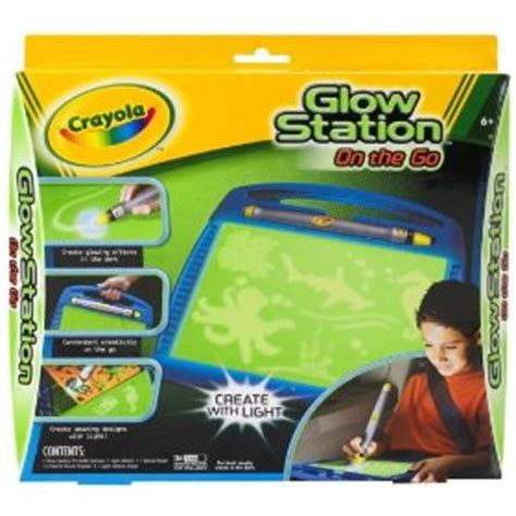 glow in the paint harga crayola glow station