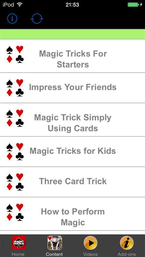 how to make magic tricks with cards app shopper awesome card tricks easy magic tricks for