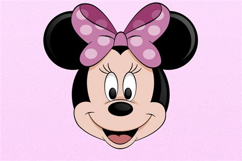 minnie mouse how to draw minnie mouse lessonpaths