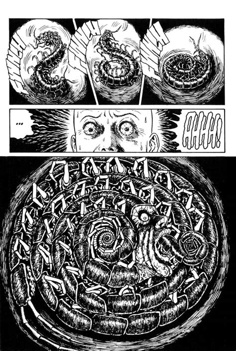 uzumaki spiral welcome to my world on quot uzumaki quot or quot why babies and