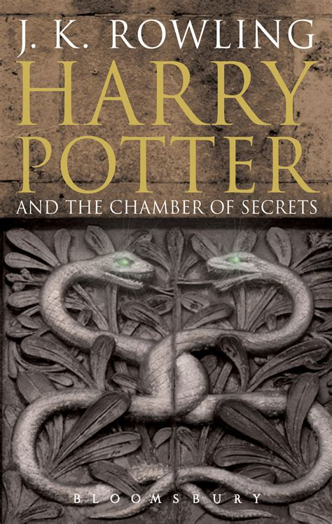 pictures of harry potter book covers chamber of secrets edition harry potter fan zone