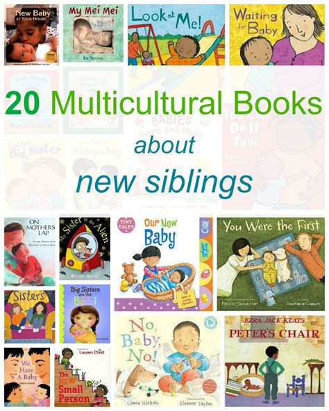 multicultural picture book 20 multicultural picture books about new siblings