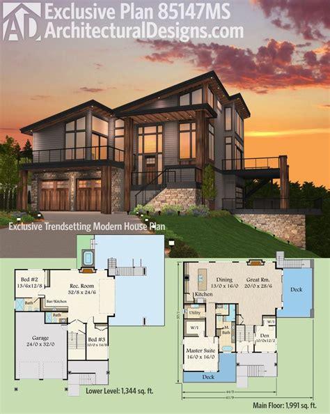 modern house plans best 25 modern house plans ideas on modern