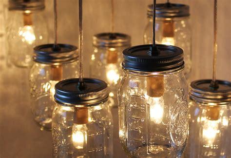 lights jar found free flea a modest cottage d i y jar