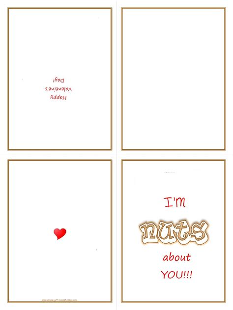 card for free to print 6 best images of printable fold cards