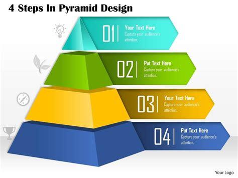 0514 4 steps in pyramid design powerpoint presentation