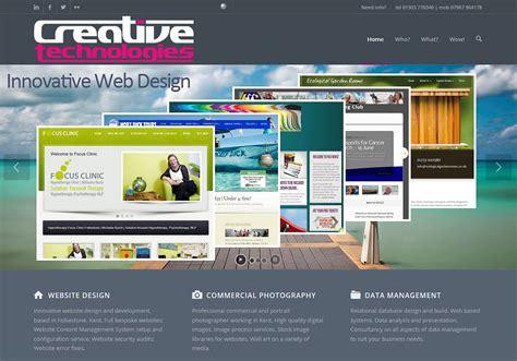 website to website design folkestone kent mat mackenzie creative